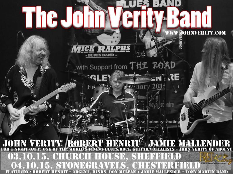 John Verity poster