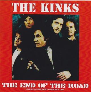 The Kinks end