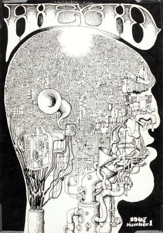 R.Crumb 1967