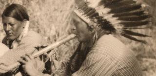 Flute indian