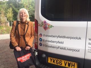 Debbie Greenberg Strawberry.