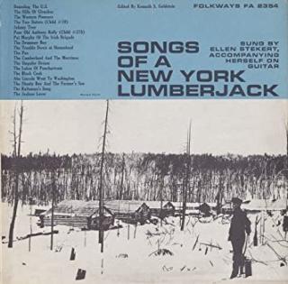 Ellen songs of lumberjack