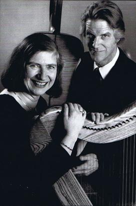 Lorraine harp