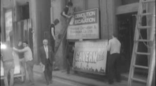 The-Cavern-Club-being-demolished