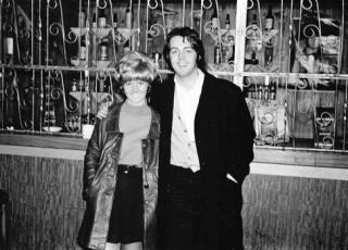 Debbie G and Paul